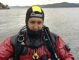 Подводный поиск на месте затопленной деревни на www.KLADTV.ru
